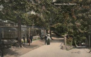 TORONTO , Ontario , Canada , 1900-10s ; Riverdale Park