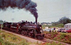 Trains - Temiskaming & Northern Ontario #137 (audio visual series)