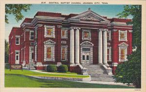Tennessee Johnson City Central Baptist Church