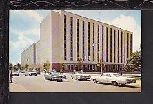 Krannert,Purdue University,Lafayette,IN Postcard BIN