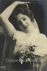 Theater Post Card Postcards  Jeanne