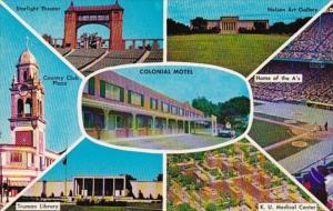 Kansas Kansas City Colonial Motel