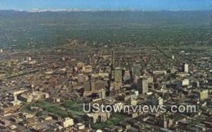 Denver, CO Post Card     ;     Denver, Colorado