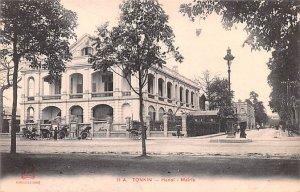 Hanoi, Mairie Tonkin Vietnam, Viet Nam Unused