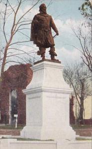 Monument Of Capt John Smith Richmond Virginia