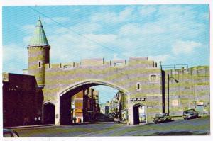 La porte St-Jean, Quebec
