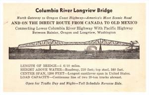 4739  Columbia River Longview Bridge