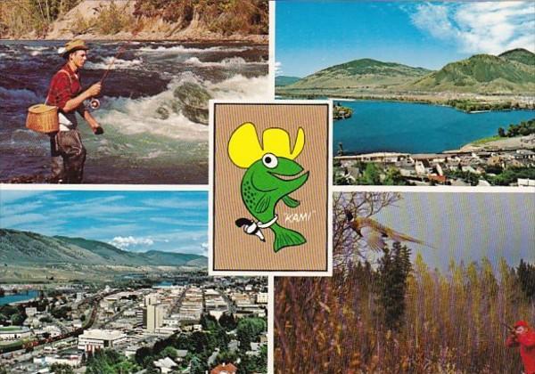 Canada Kamloops Multi View The Sportman's Paradise