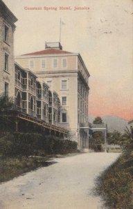 JAMAICA, 1900-10s; Constant Spring Hotel