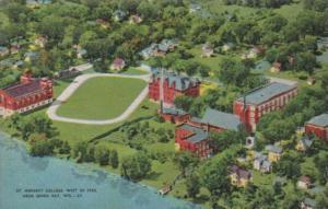 Wisconsin West De Pere St Norbert College Near Green Bay