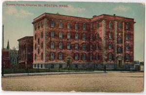 Nurses Home, Boston MA