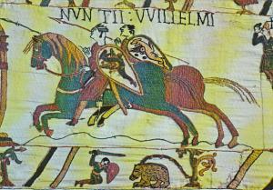 France Bayeux Telle-du-Conquest dite Tapisserie De La Reine Mathilde