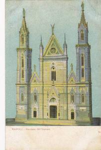 Facciata Del Duomo, Napoli (Campania), Italy, 1900-1910s