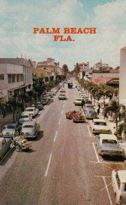 PALM BEACH , Florida , 1950-1960s ; Worth Avenue