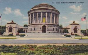 Illinois Chicago Elks National Memorial