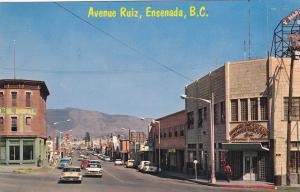 Avenue Ruiz , ENSENADA , B.C. Mexico , 1971