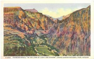 Phantom Ranch, Grand Canyon National Park, Arizona