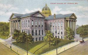 Missouri Saint Josehp Court House