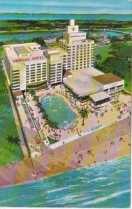 Florida Miami Beach The Cadillac Hotel and Cabana Club 1958