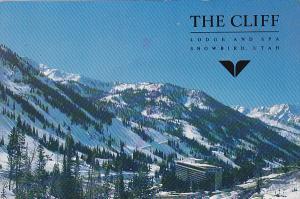 The Cliff Lodge and Spa Snowbird Utah