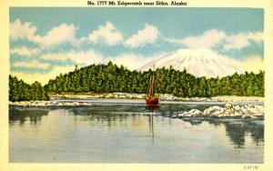 AK - Sitka, Mt. Edgecomb