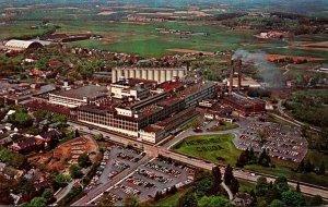 Pennsylvania Hershey Aerial View Hershey Chocolate Corporation