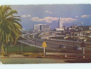 Unused Pre-1980 CIVIC CENTER BUILDING Los Angeles California CA hs5716