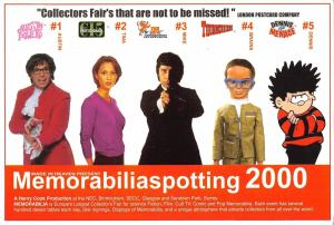 BR77150 memorabiliaspotting 2000 actor movie star advertising austin powers