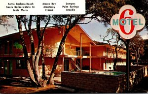 Clifornia Monterey Motel 6