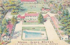 ALBANY , Georgia , 1961 ; Merry Acres Motel