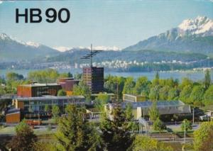 Amateur Radio HB9BKG Luzern Switzerland