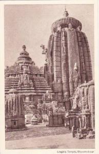 India Bhuvaneshwar Lingaraj Temple