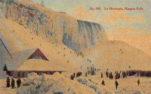 Ice Mountain Niagara Falls Unused