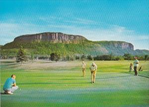 Canada Ontario Thunder Bay Golf Course Fort William Country Club