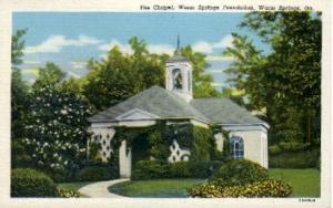 The Chapel Warm Springs GA Unused