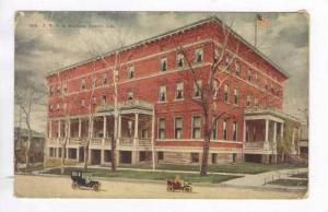 Y.W.C.A. Building, Denver, Colorado,  00-10s