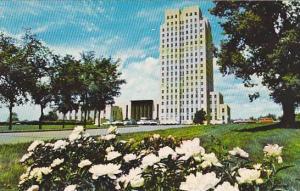 State Capitol Building, Bismark, North Dakota, 40-60s