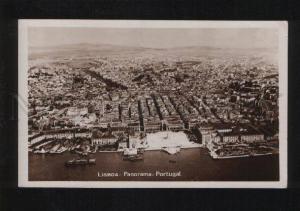 053462 PORTUGAL Lisboa Panorama Vintage PC