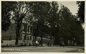 indonesia, JAVA MALANG, Sisters Ursulines Monastery (1920s) RPPC Postcard
