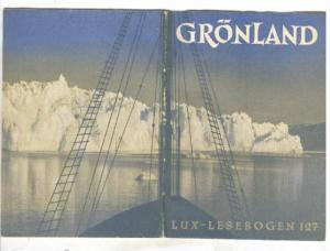 Booklet GRONLAND , 10-20s 32 pages