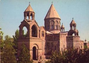 POSTAL 57436: Armenia Cathedrale d Etchemiadzine