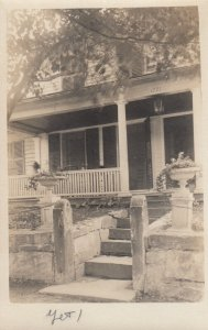 RP: SHARON , Connecticut, 1900-10s ; Local Photographer View #22