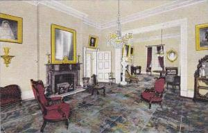 Tennessee Nashville Drawing Room Of The Hermitage  1936