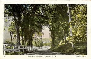 NH - Hinsdale. West Side Boulevard