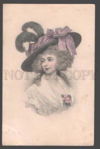 106900 Portrait of BELLE by PARKINSON Vintage VIENNE MUNK #380