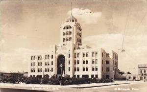 RP; Placio Federal, Monterrey, Nuevo Leon, Mexico, PU-1942