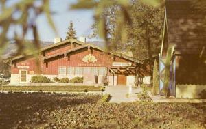 CA - Asti. Italian Swiss Colony Wine Tasting Room