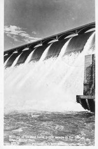 WA - Grand Coulee Dam   **RPPC