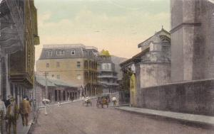 Partial Street View, In The Best Part Of Panama, Panama, 1900-1910s