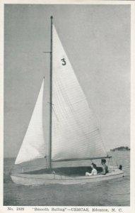 EDENTON , North Carolina, 1930s ; USMCAS , Smooth Sailing